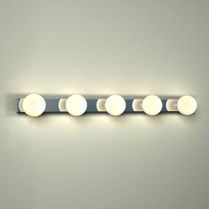 Luminaria LED Estilo Hollywood para Cuarto de Baño - Lucerne
