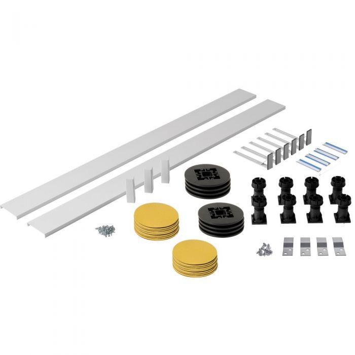 Estructura de Elevación para Platos de Ducha Cuadrados, Rectangulares y Pentagonales de Hasta 1200mm Maxton