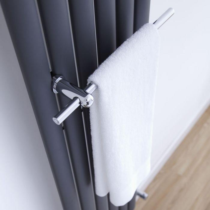 Barra Porta toallas para Radiadores Verticales Revive