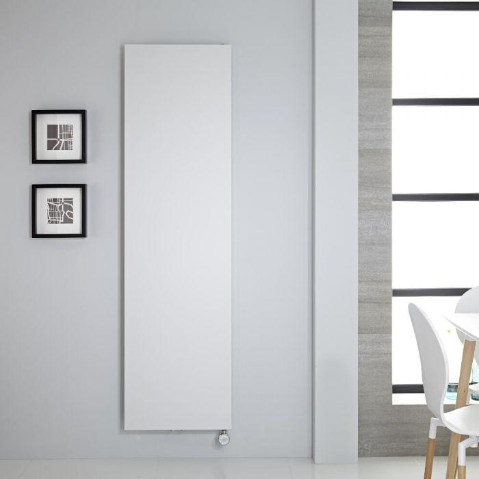 Radiador de Diseño Eléctrico Vertical - Blanco - 1800mm x 500mm - Rubi
