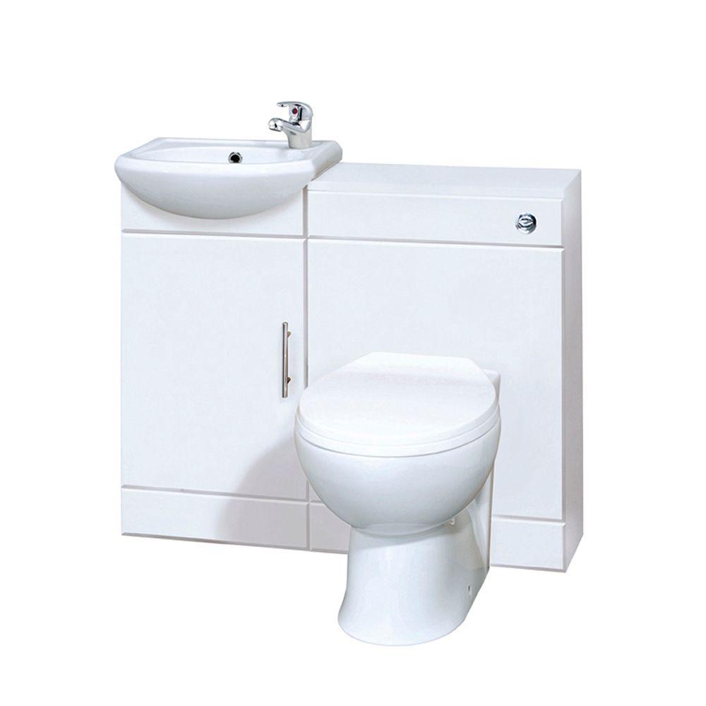 Mueble lavabo con pedestal latest mueble modulo bajo para - Mueble para lavabo con pedestal ...