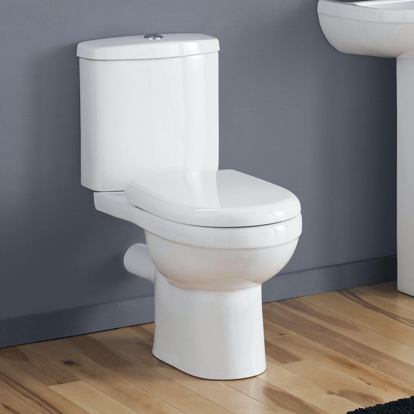 Pack de wc completo con inodoro cisterna con salida for Inodoro completo