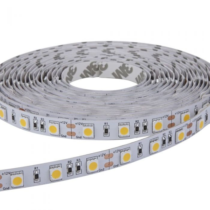 Tira de Luces LED 5050 de 5 Metros Blanco Ultra Cálido