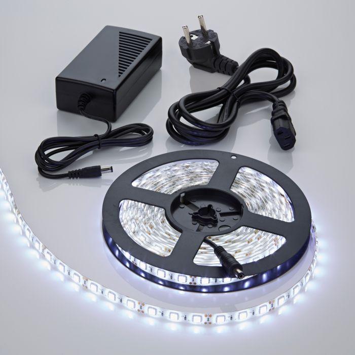 Tira de Luces LED 5050 Blanco Frío