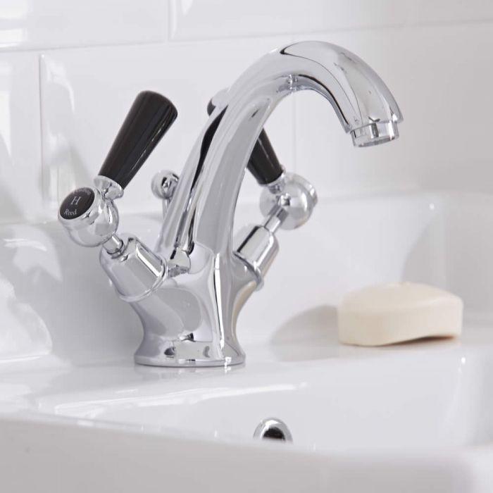 Mezclador de Lavabo o Bañera Tradicional Monoforo - Topaz