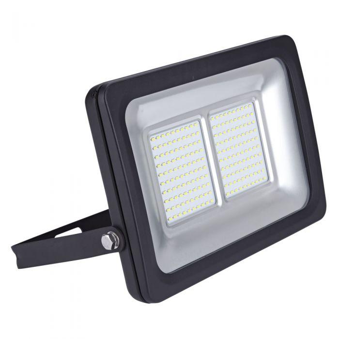 Foco Faro Proyector Compacto LED 100W con Tecnología de Montaje Superficial
