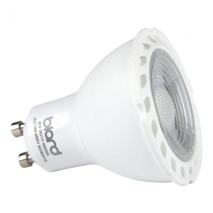 Foco Spot LED GU10 de Techo de Repuesto 6W Equivalente a 50W