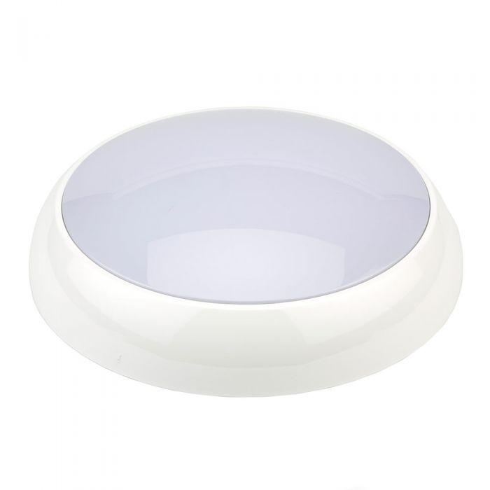Lámpara de Seguridad o de Emergencia Redonda LED