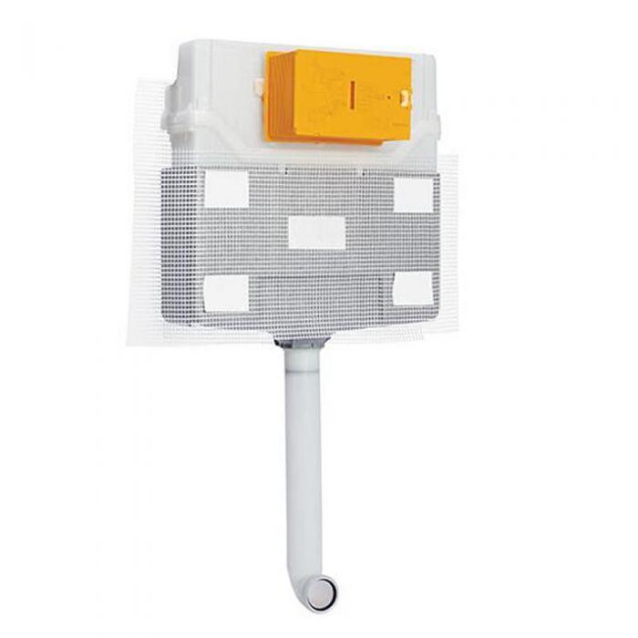 Cisterna con Estructura  Empotrable para WC o Inodoro 1150x500mm