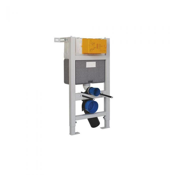 Estructura con Cisterna para WC Inodoro Suspendido 820x400mm