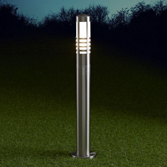 Sobremuro LED 600mm para Exteriores 6W de Acero Inoxidable - Le Mans