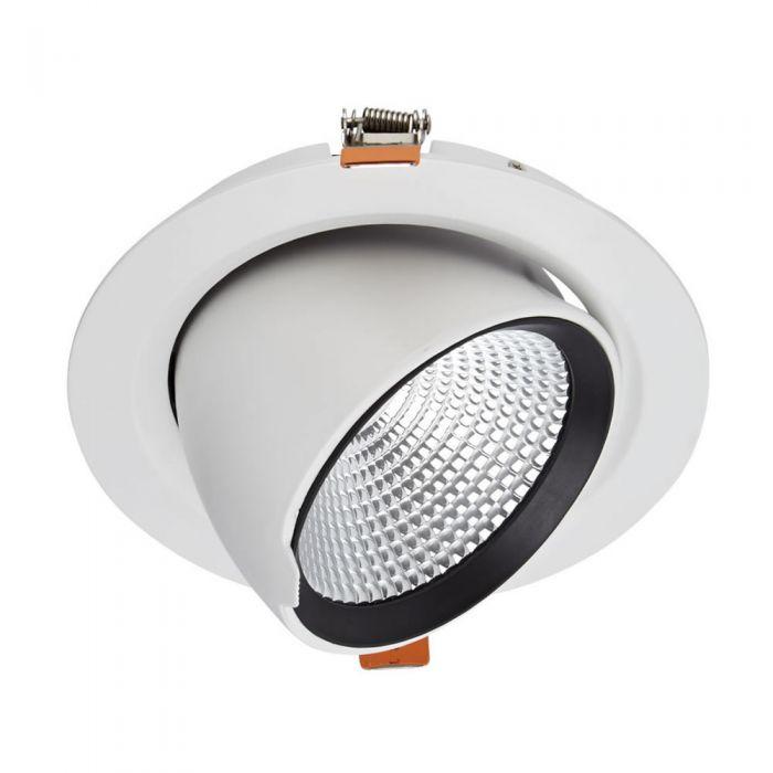 Foco LED Empotrable Orientable de 35W