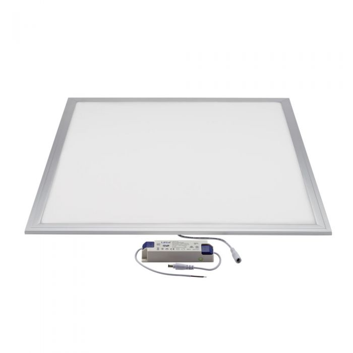 Panel LED Plano LED Cuadrado de 600 x 600mm de 40W