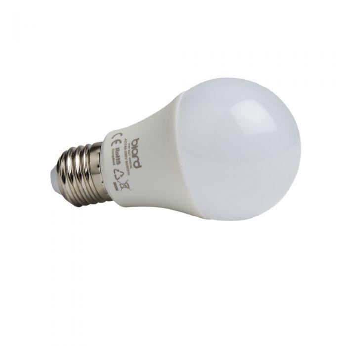 Bombilla LED E27 de 7W con Intensidad Luminosa No Regulable