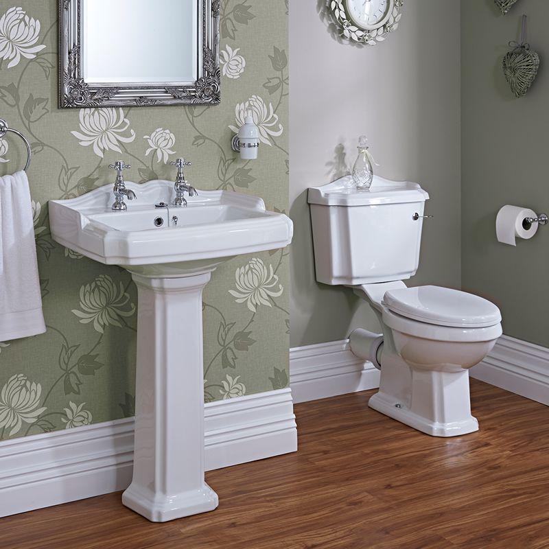 Sanitarios con lavabo conjuntos wc lavabos e inodoros for Conjunto sanitarios bano