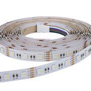 Tira de Luces LED de 5 Metros RGB Ultra Brillante Rojo Verde y Azul IP20