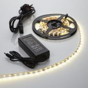 Tira de Luces LED 3528 de 5 Metros Blanco Cálido