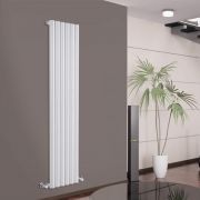 Radiador de Diseño Vertical - Blanco - 1600mm x 354mm x 81mm - 958 Vatios - Savy