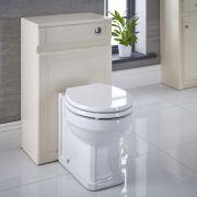 Mueble de Baño Tradicional Color Marfil 500mm para WC - Charlton