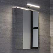 Espejo LED para Cuarto de Baño de 500x700mm con Foco LED - Biwa