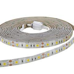 Tira de Luces LED 3528 de 5 Metros Blanco Ultra Cálido - Resistente al Agua