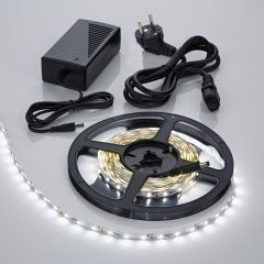 Tira de Luces LED 3528 de 5 Metros Blanco Frio