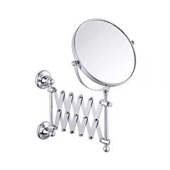 Espejo Ajustable Reversible con Espejo de Aumento