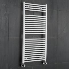 Radiador Toallero Plano - Blanco - 1200mm x 600mm x 30mm - 815 Vatios - Sterling