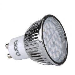 Foco LED SMD GU10 5W Equivalente a 50W Intensidad
