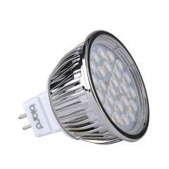 Foco LED MR16 5W Ángulo de 60° Equivalente a 60W