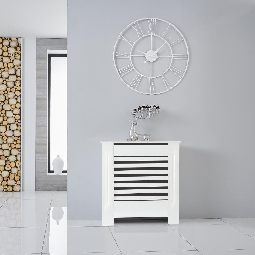 Cubre Radiador Blanco Horizontal de 820mm x 780 x 190mm - Newham