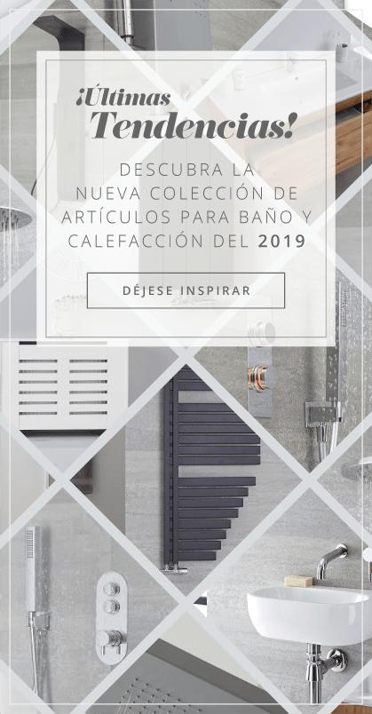 ¡Últimas Tendencias! Descubra la Nueva Colección de Artículos para Baño y Calefacción del 2019 Déjese inspirar