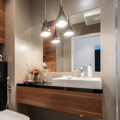 Iluminación LED para el Baño - Luminarias y Plafones LED