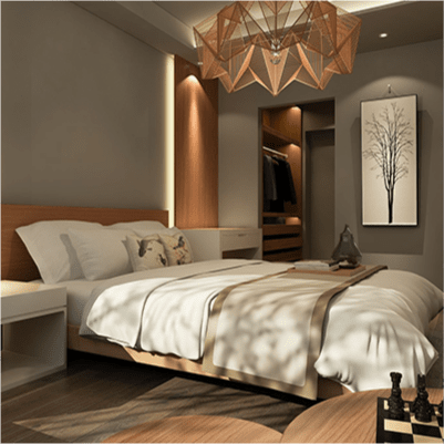 Iluminación Para Dormitorios
